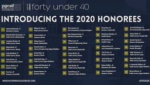 K. Alexander Wallace named to the 40 Under 40 List for Prince George's County!
