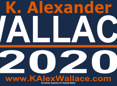 K. Alexander Wallace Launches Campaign for Re-Election to the Board of Education.