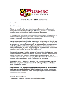 06-23 Statement from the USMSC President-elect on the Ban of the Confederate Flag.png