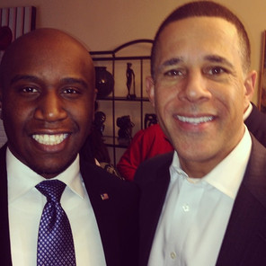 Anthony Brown Endorses Currie's Team!