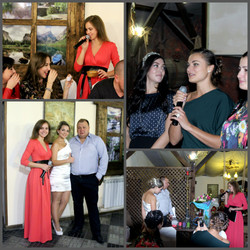 Ведущая и музыка на свадьбу Днепропе