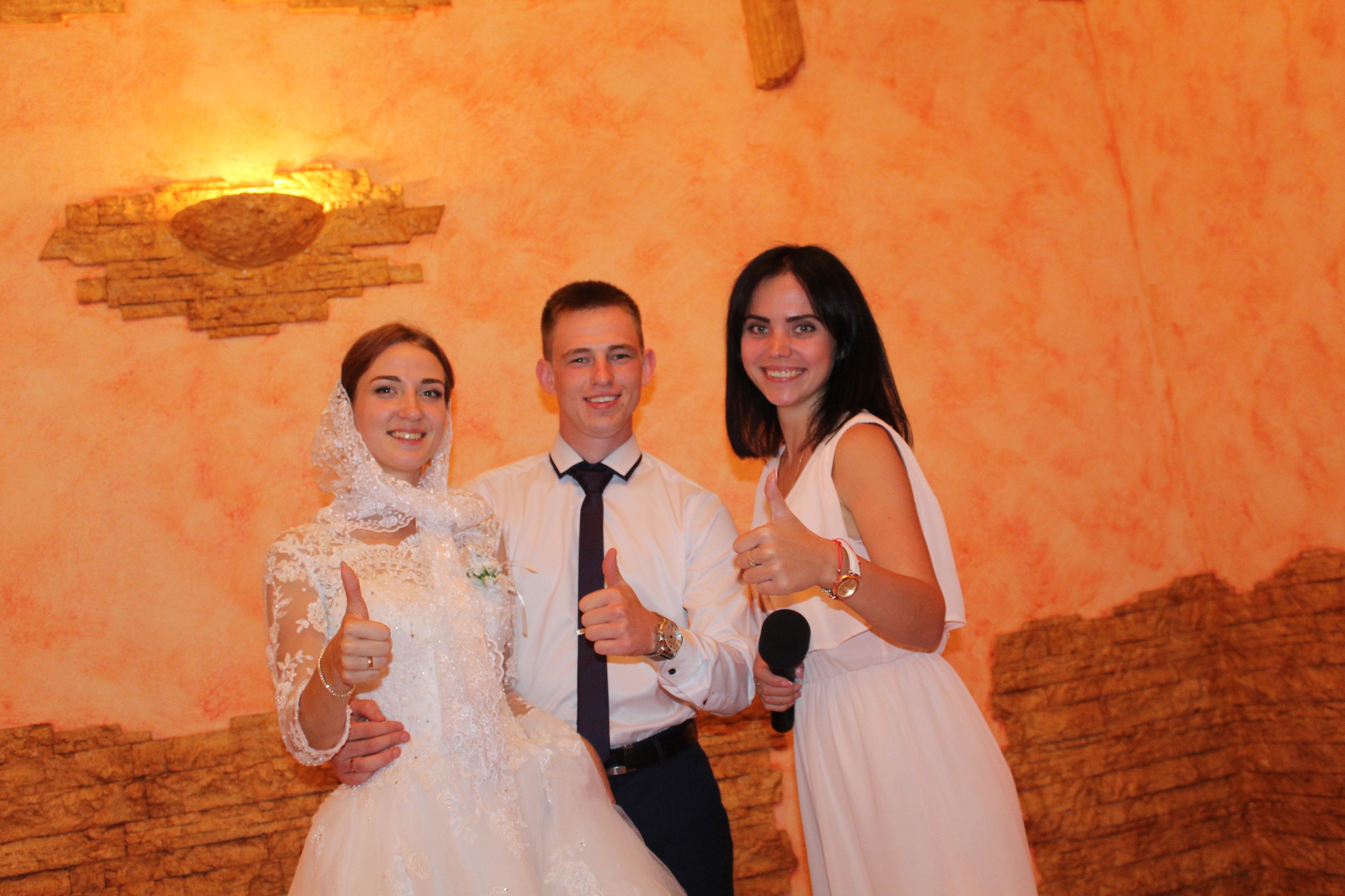 Маша и Антон свадьба 20 07 2019