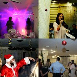 Ведущий и музыка на Новый год