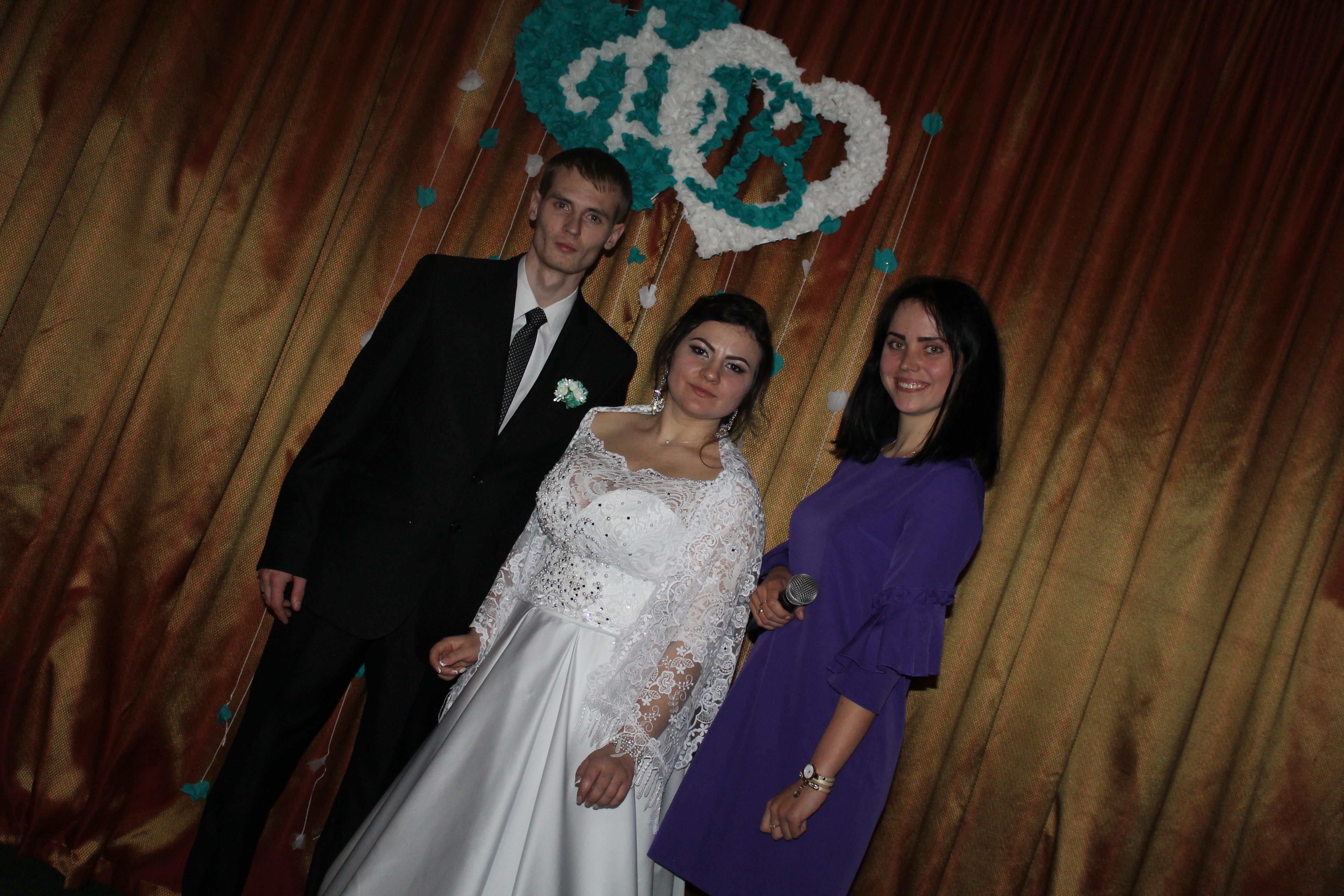 135 Свадьба Веры и Дениса 9 марта 20