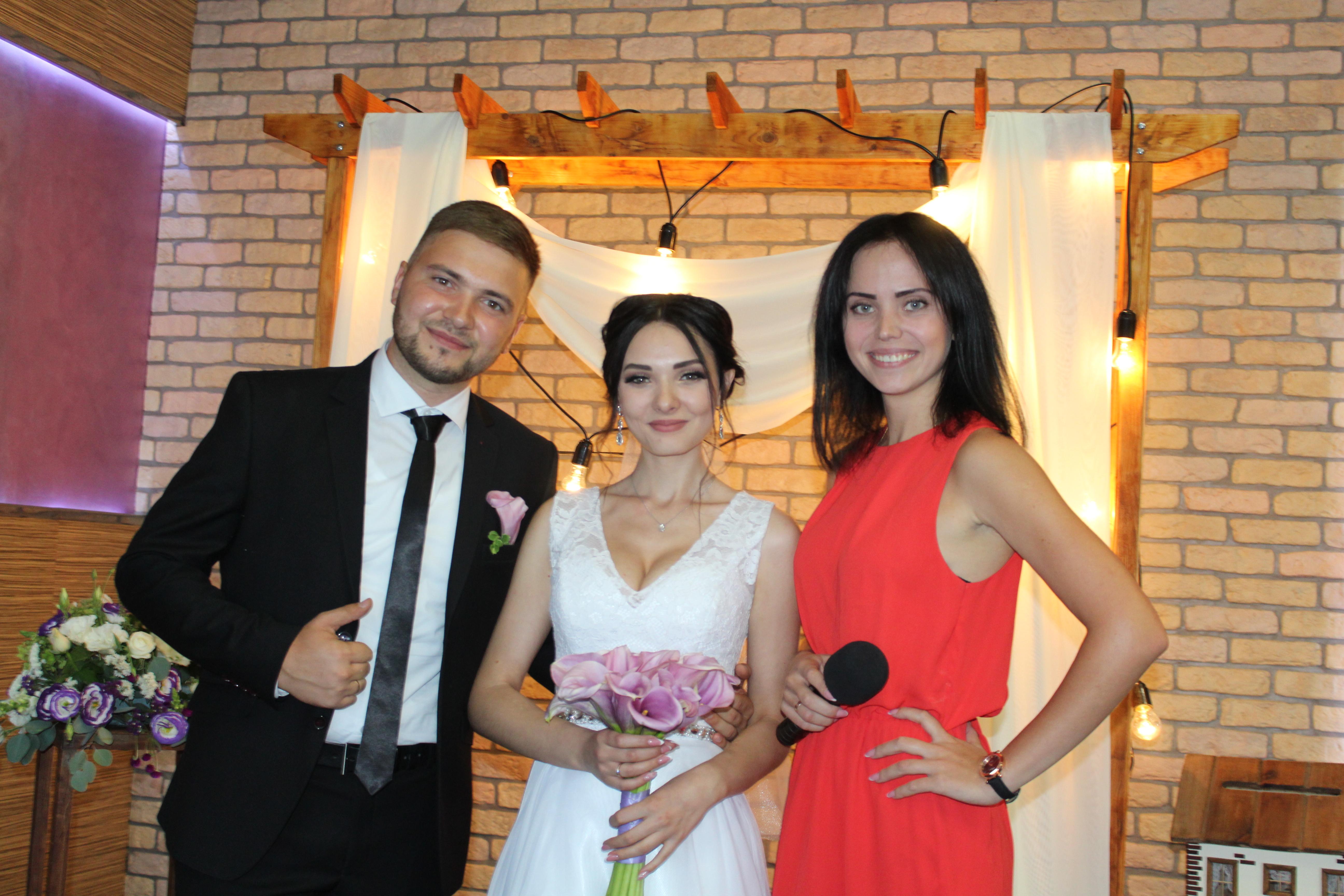 Алена и Виталик свадьба 30 08 2019