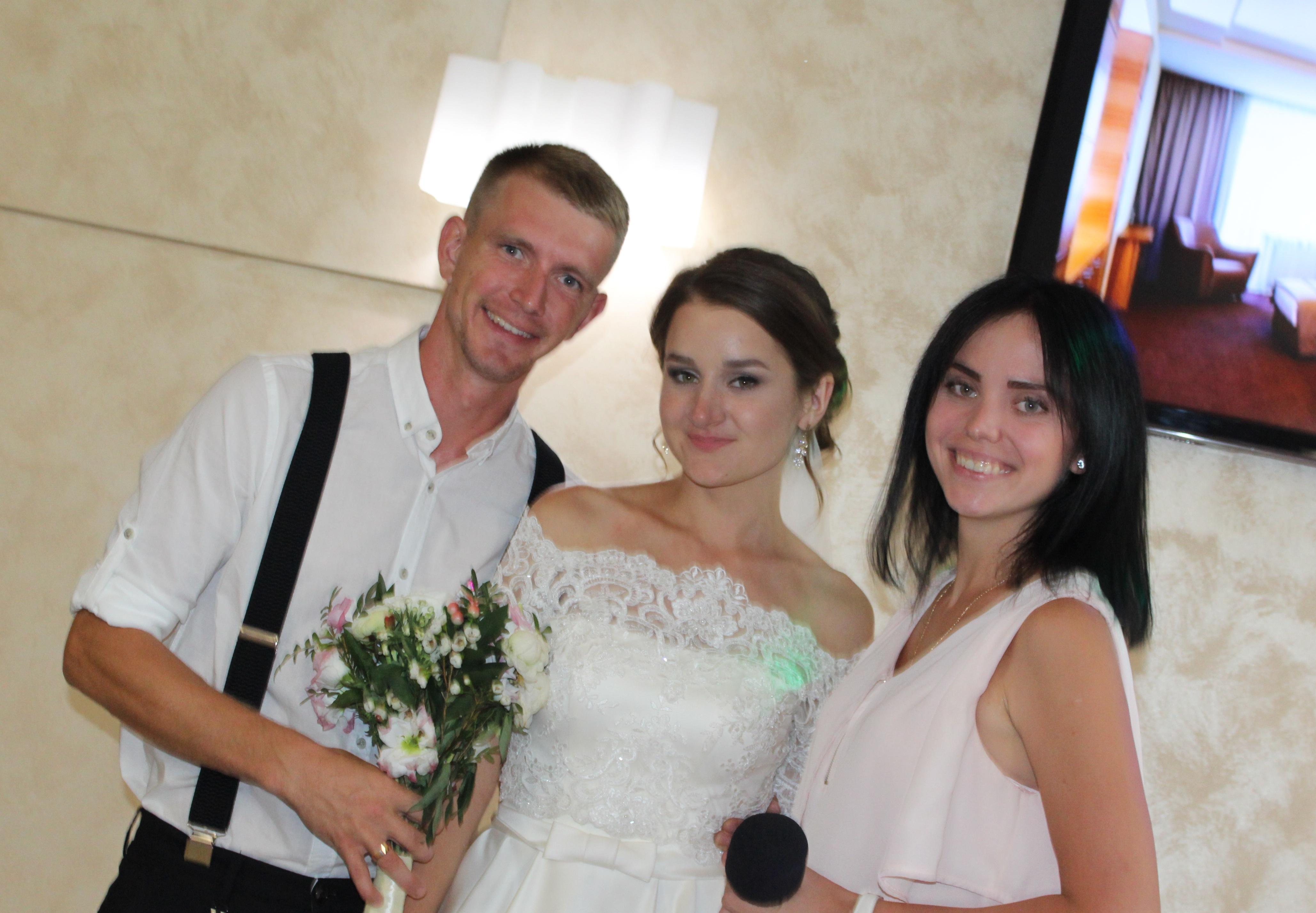 Свадьба Днепр