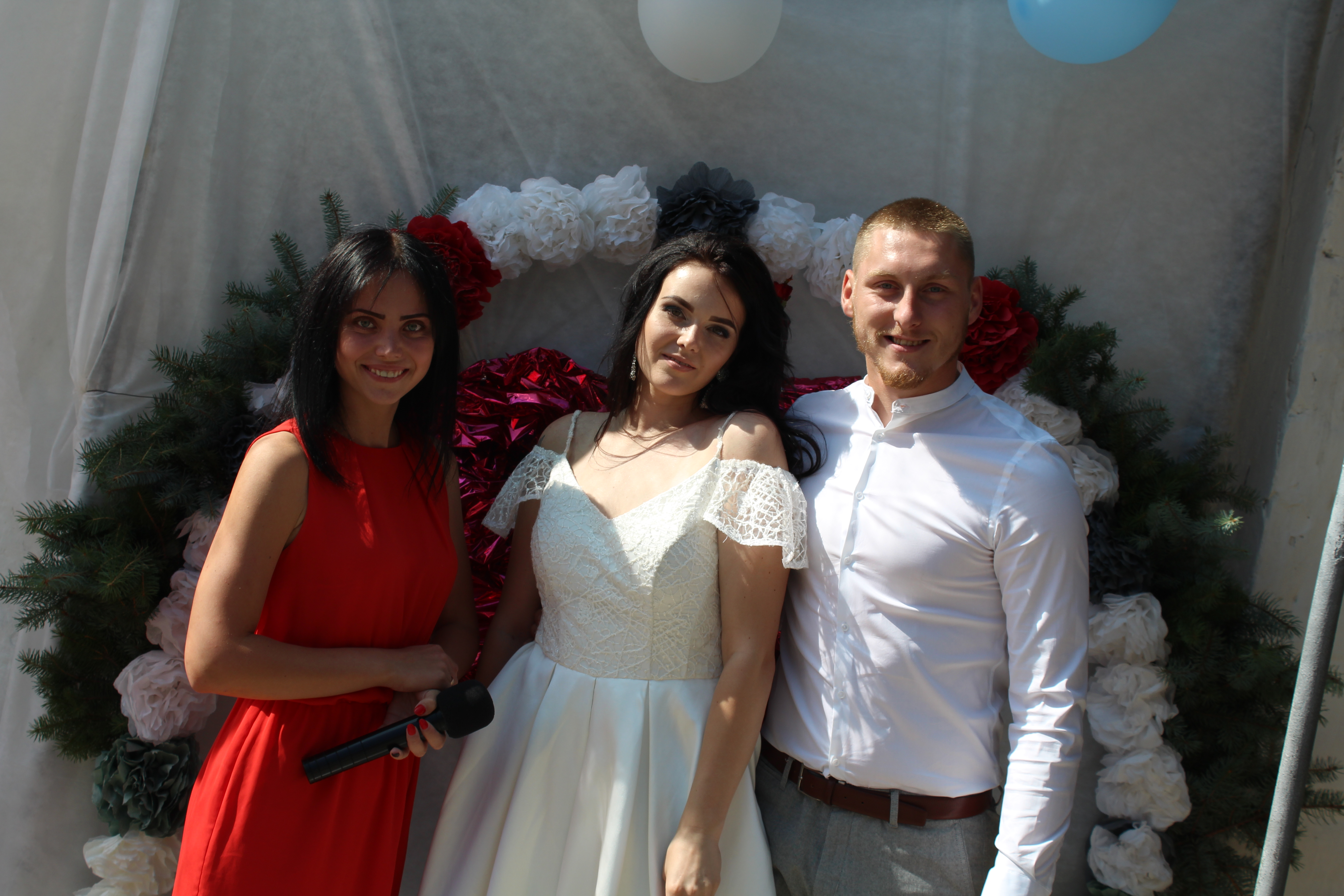Игорь и Настя свадьба 5 07 2019