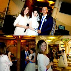 Ведущая свадеб Днепр