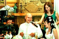 005 тамада на свадьбу  Днепропетровск