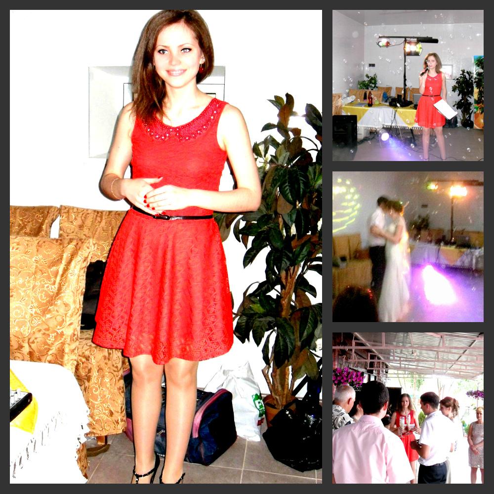 Свадьба Юля и Сергей 17 05 2014