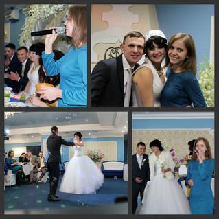 Свадьба Жени и Наташи 05 12 15