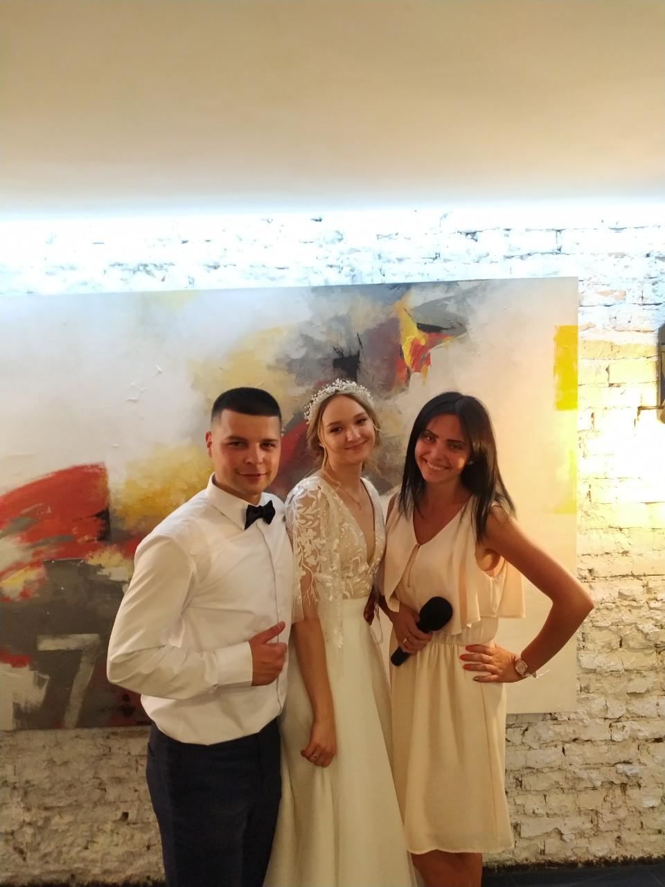 Альбина и Егор 21 06 2019 свадьба