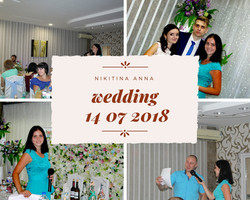 111 Свадьба Юли и Виталика 14 07 201