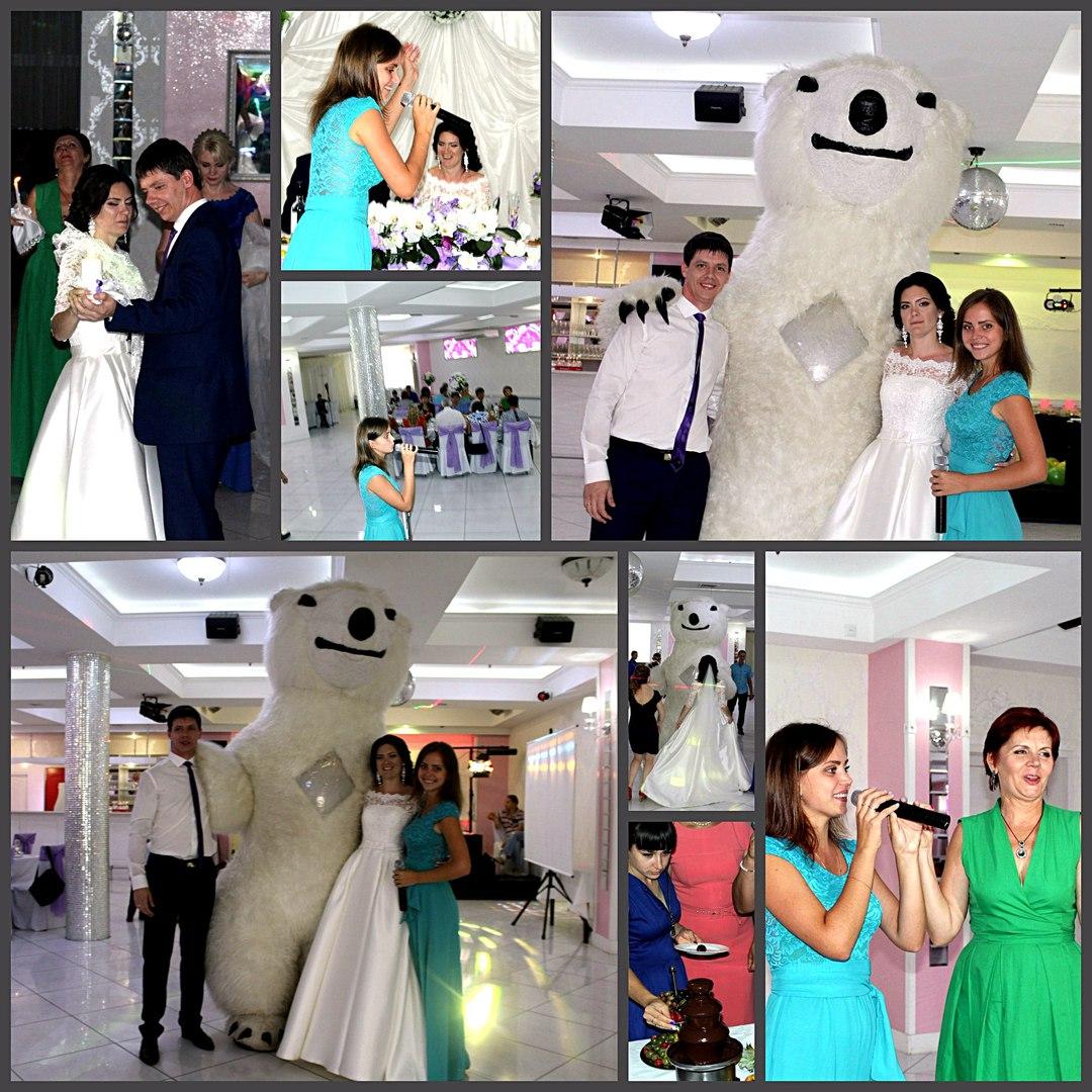 ведущий и музыканты на свадьбу
