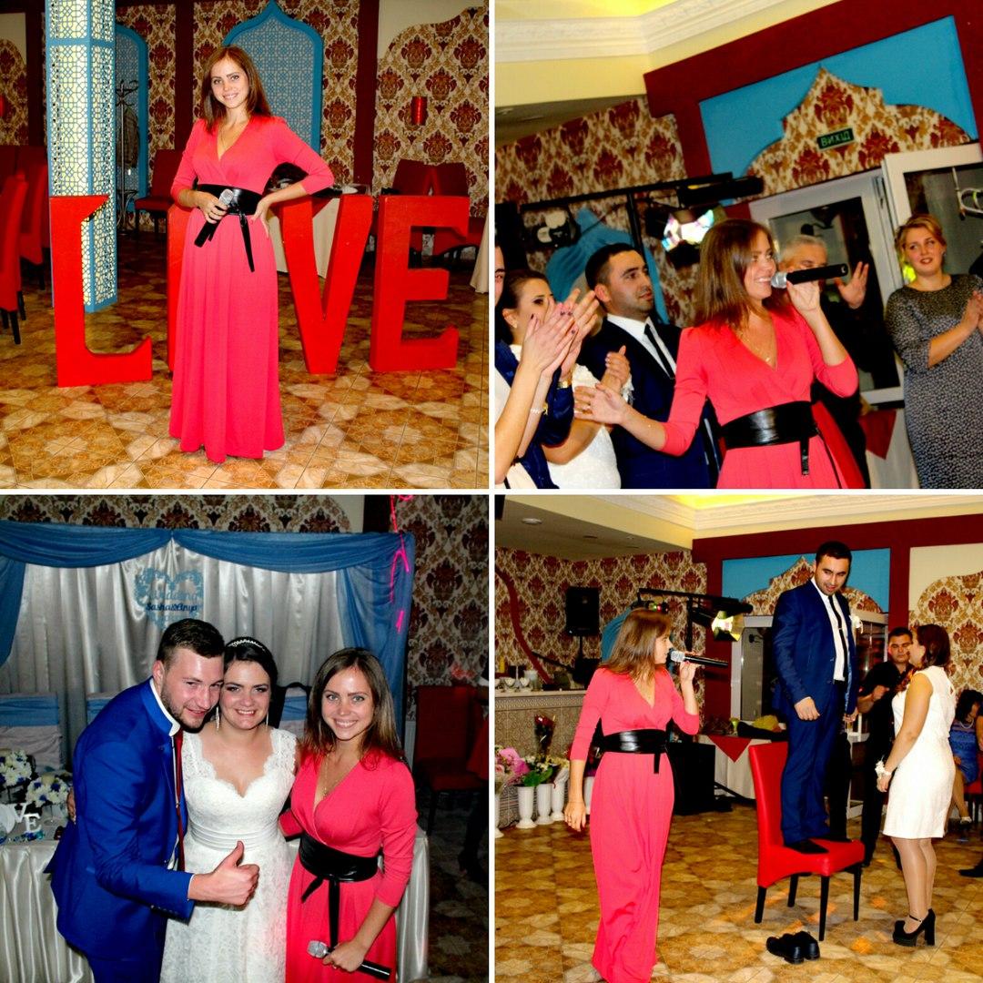 Тамада на свадьбу в Днепре