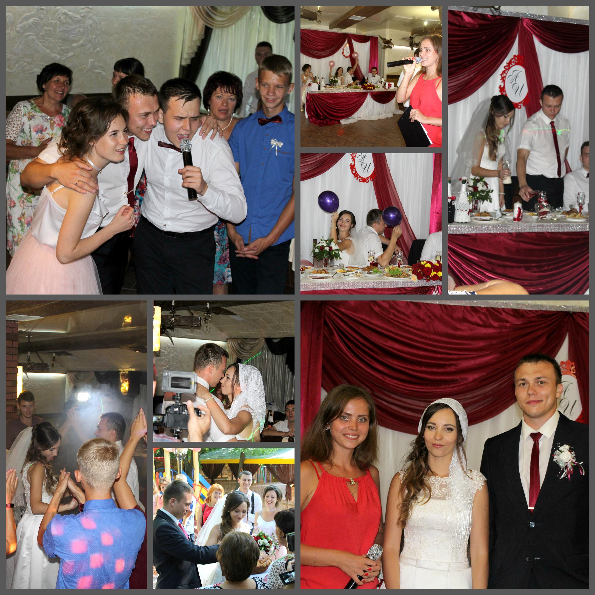 Тамада Днепр Ведущий на свадьбу
