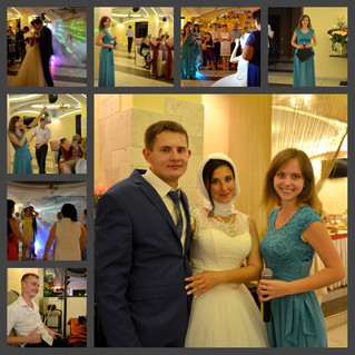 Проведение свадьбы в Днепропетровске | Ведущие диджеи музыканты тамада Днепропетровск | Дни рожденья