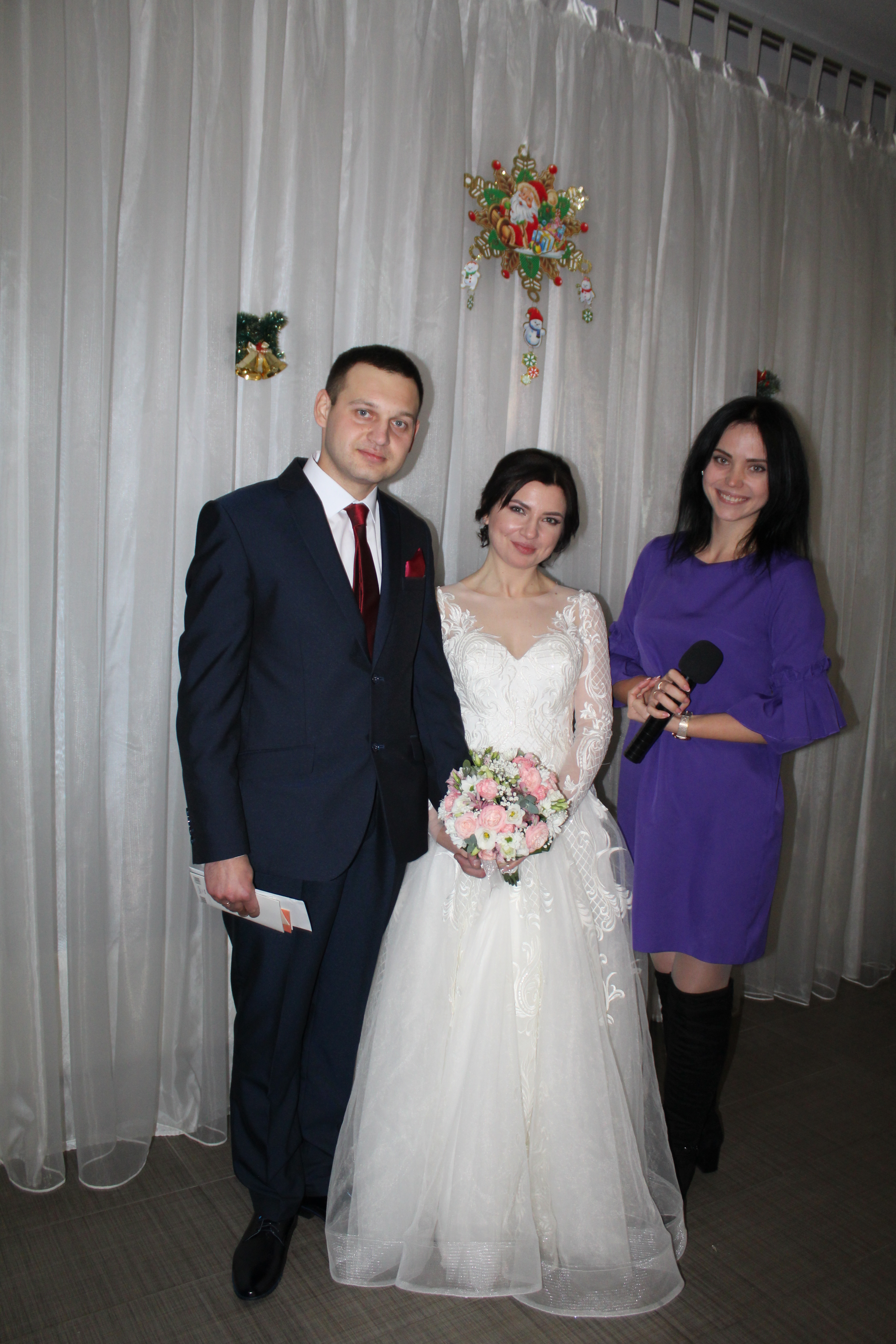 Свадьба Ксюшы и Никиты