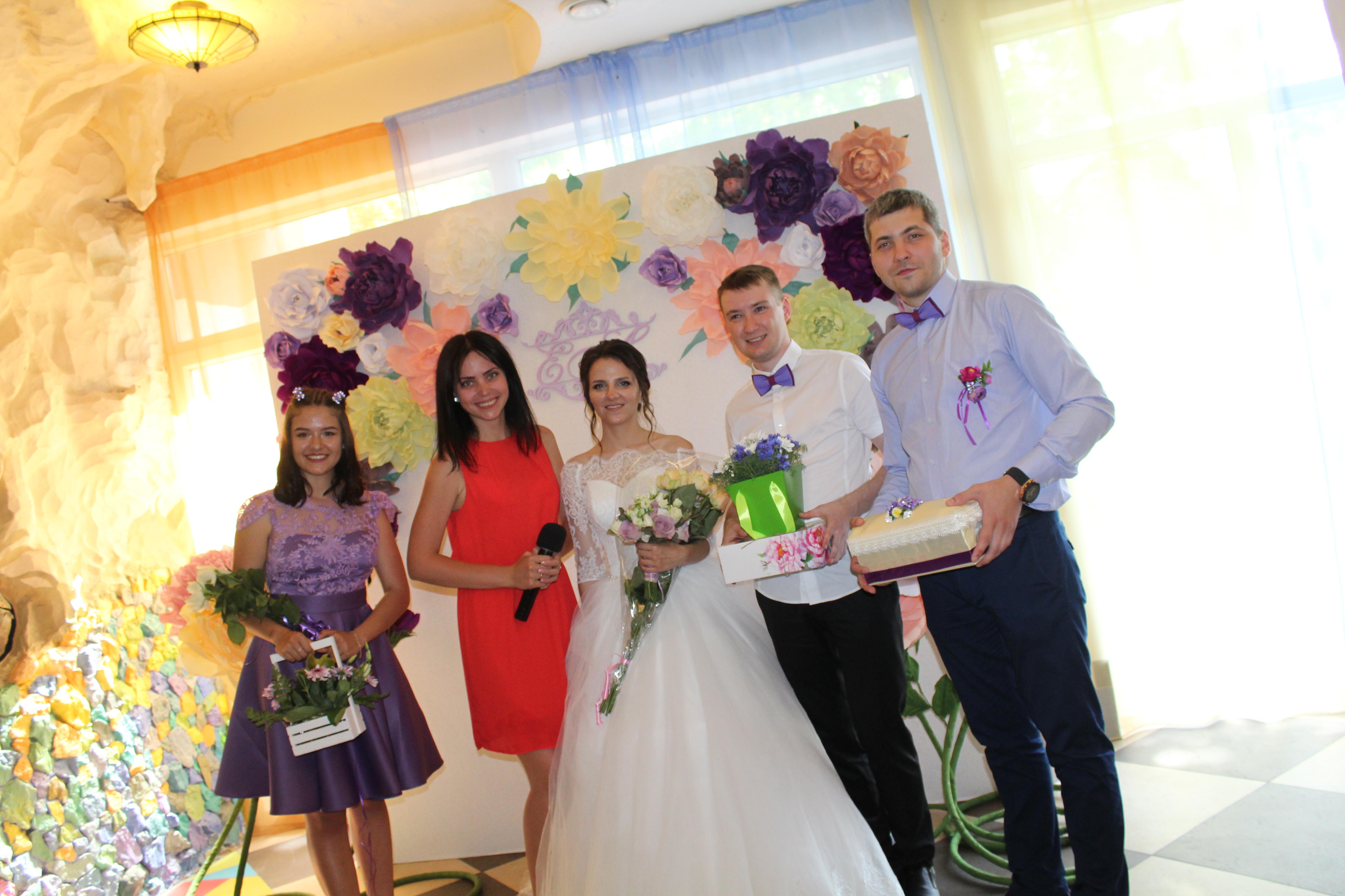 свадьба 1 06 2019 Настя и Женя