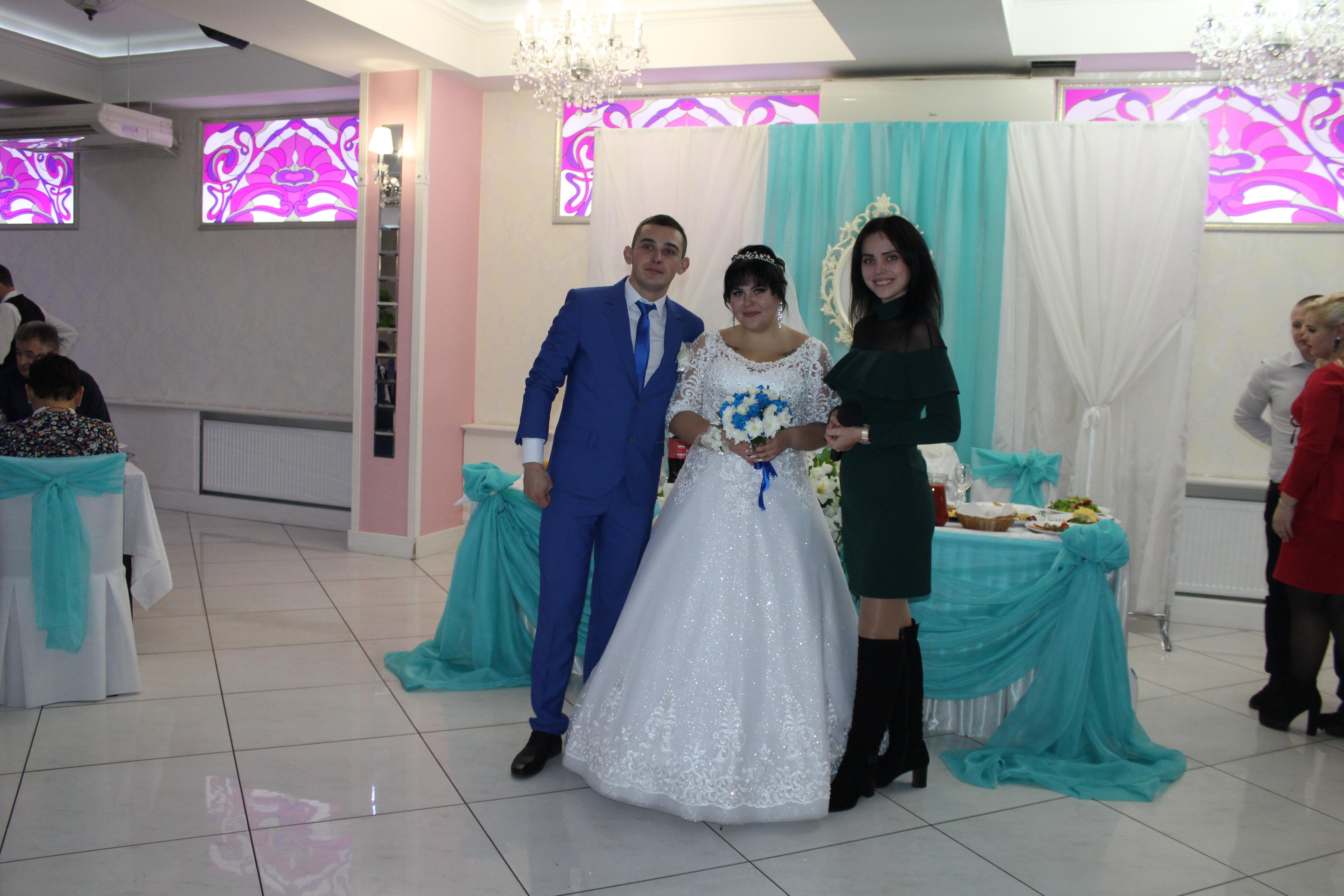 Свадьба Вани и Анжелики
