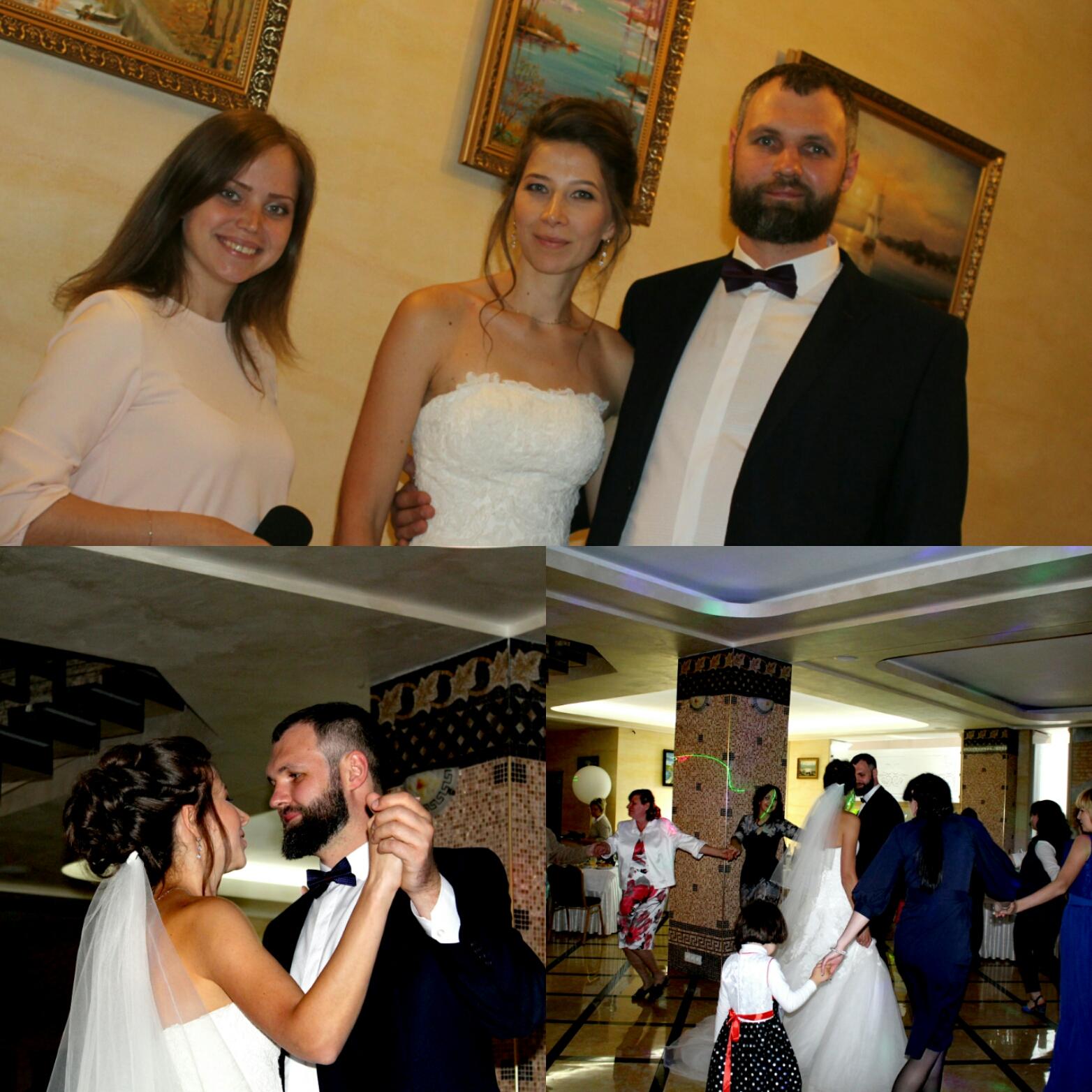 Ведущая свадеб в Днепре