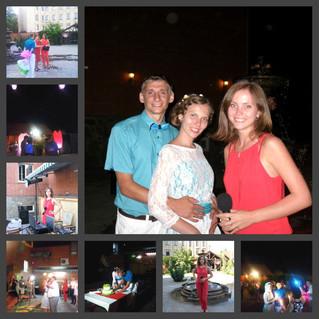 Музыка и тамада Днепропетровск | Ведущая на свадьбу Анна Никитина |