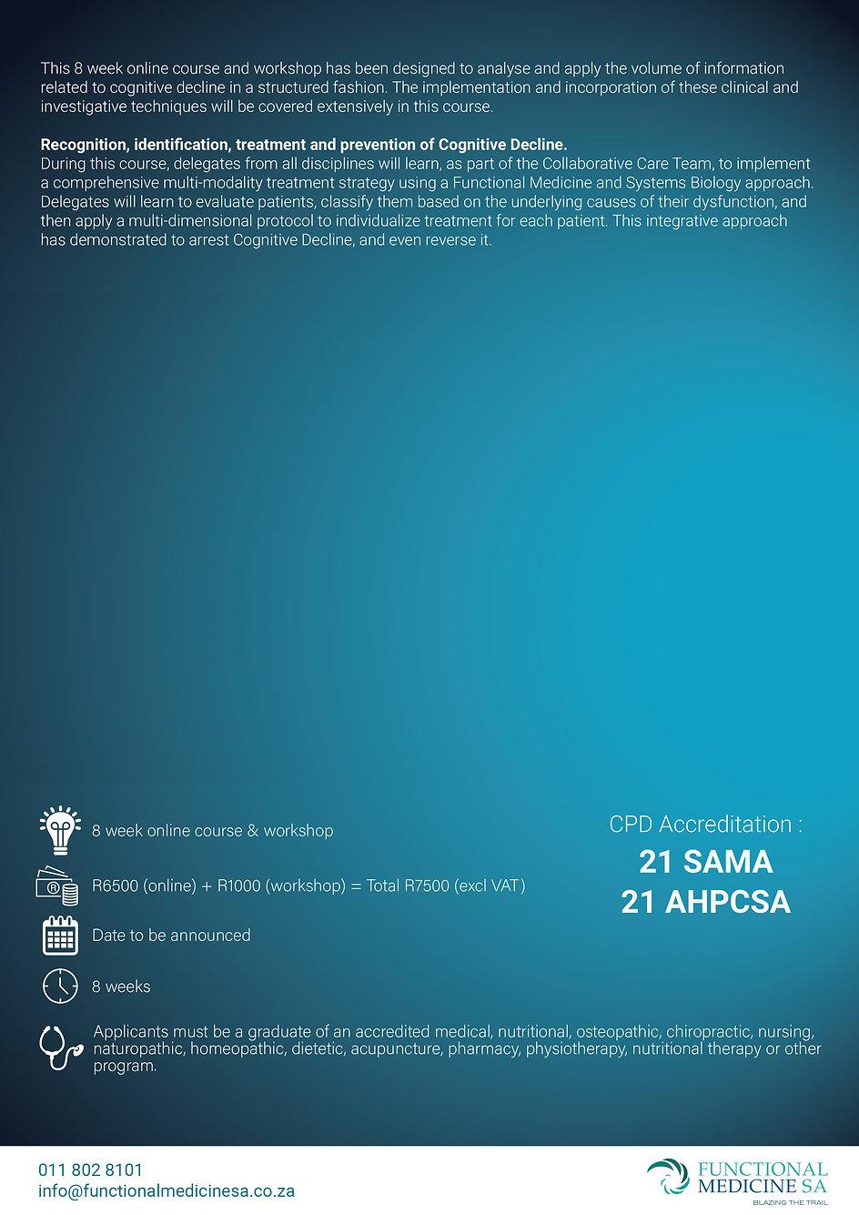 Cognitive Decline Seminar Invite FINAL D