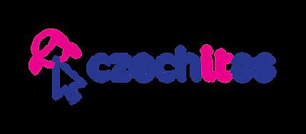 Czechitas logo_chteji ho na bilem podkla