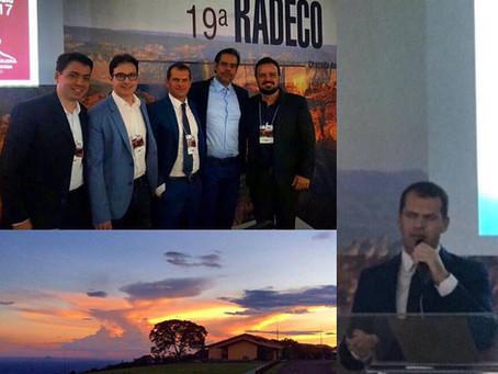 Dr. Frederico Sanchez participa da XIX edição da RADECO