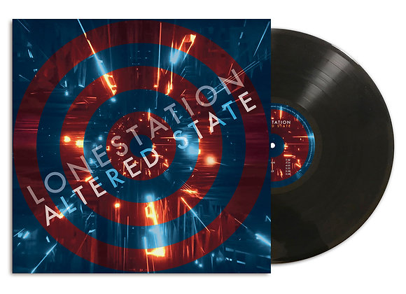 'Altered State' vinyl only - Pre Order
