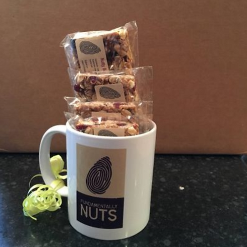 FUNdamentally Nuts Mug