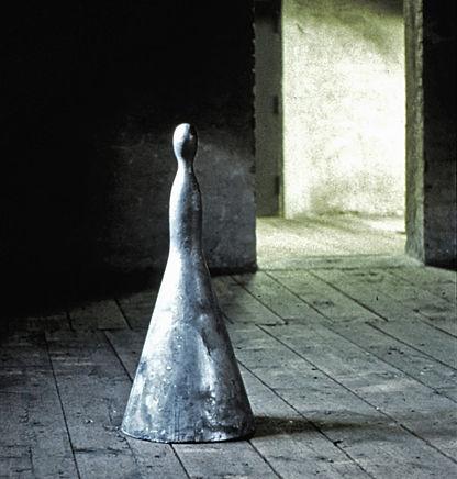 skulptur, blystøp, Kristine Hjertholm
