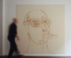 tegning av Morten Hansen