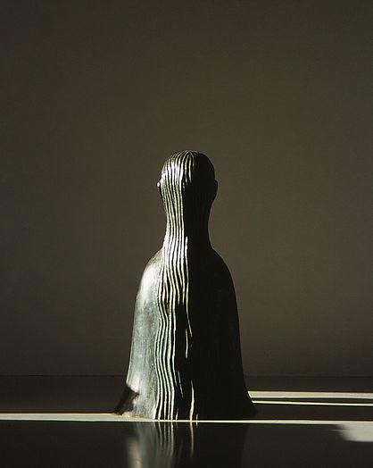 bronseskulptur, Kristine Hjertholm