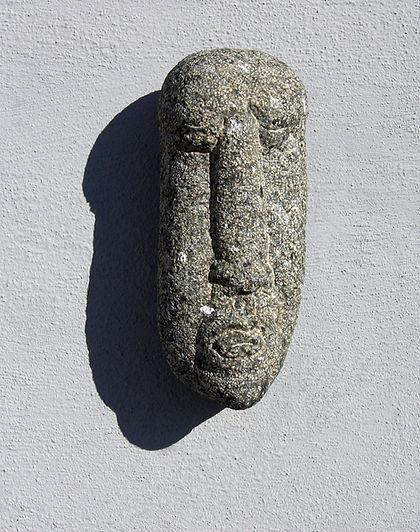 steinskulptur, Morten Hansen