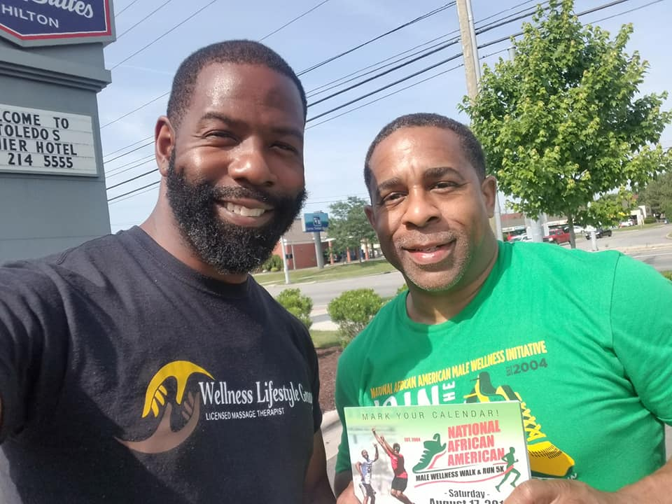 06.2019 Male Wellness Walk