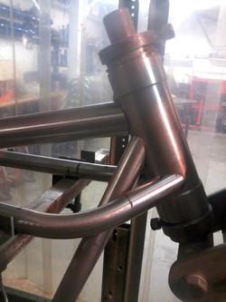 Special frame under construction B