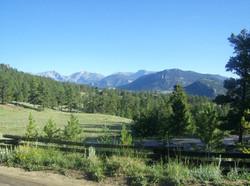 Rockies Mountain national park