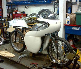 BSA Booster Modified