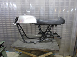 Rickman - Dual seat