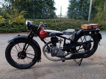 Trevor Pritchard's 1931 Peugeot