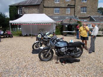 Lydbury North Italian Bike Show 04/07/2021