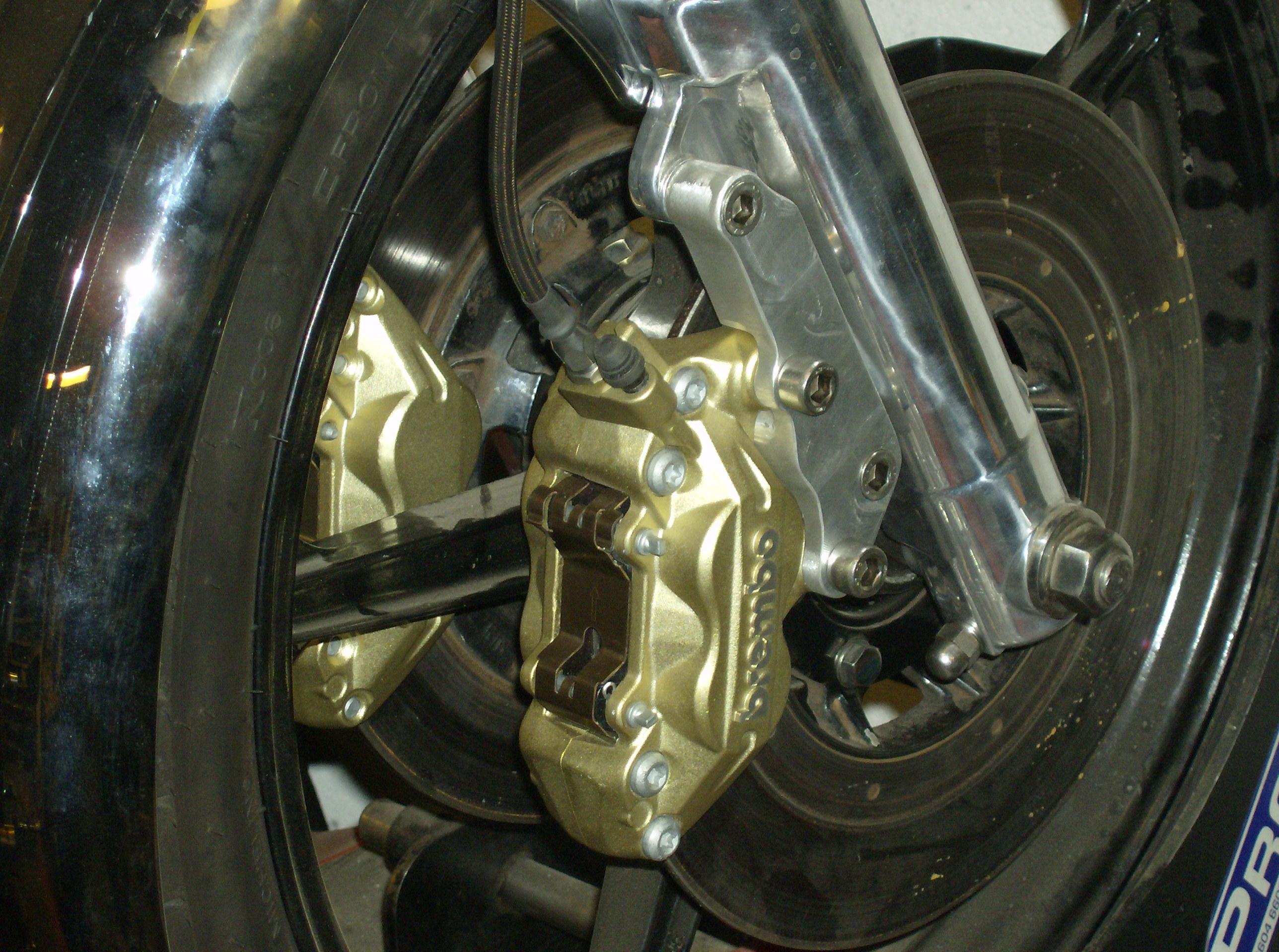 Front brake caliper.JPG