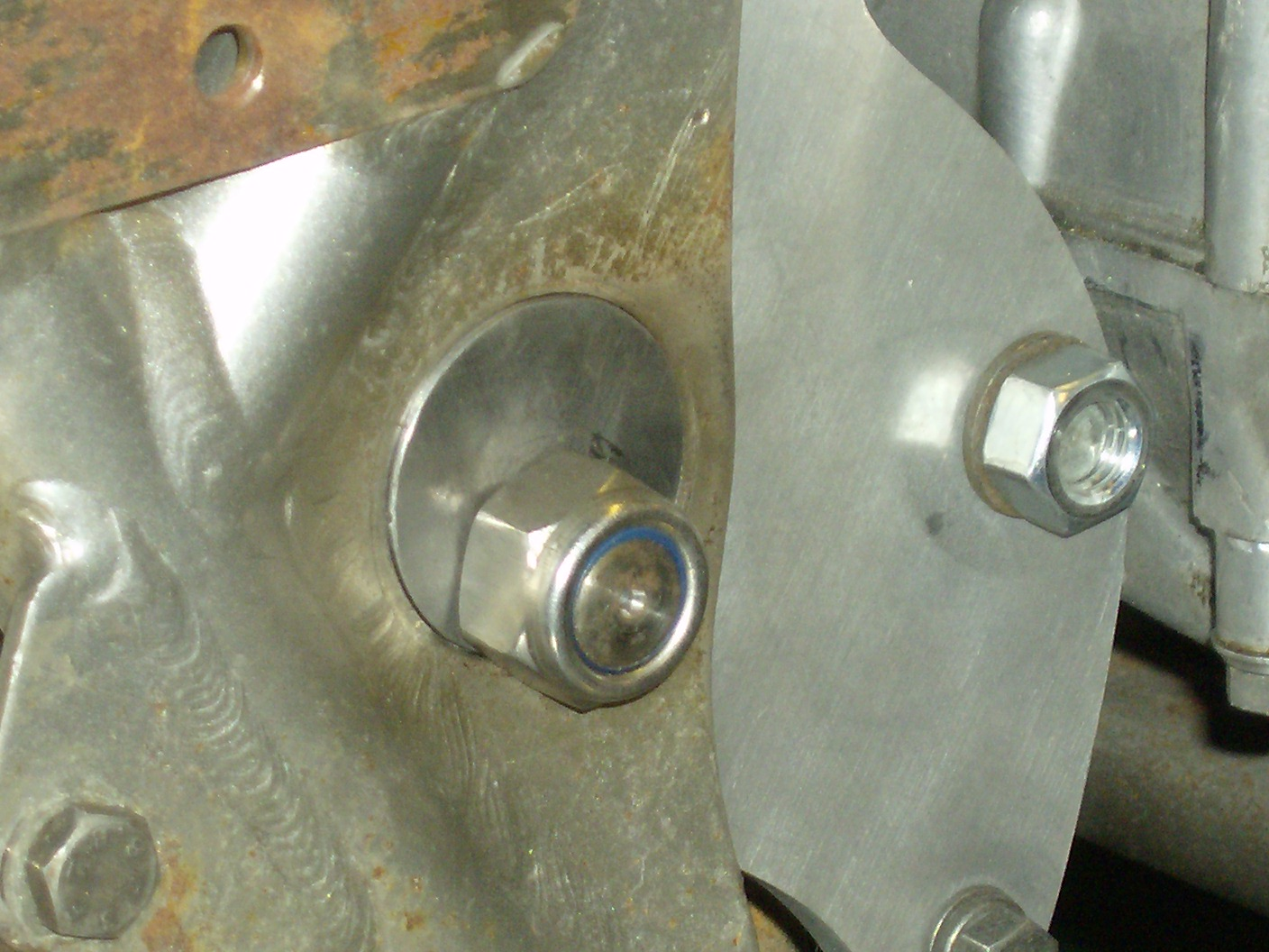 Swingarm pivot modification.JPG