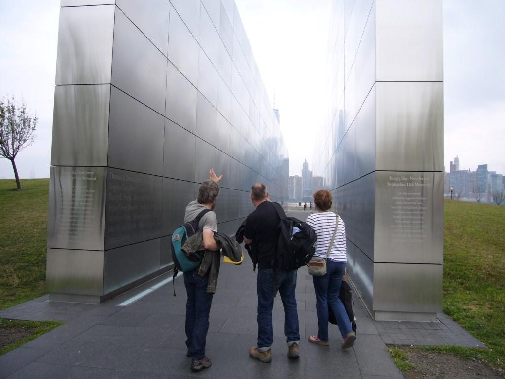 Twin Towers Memorial