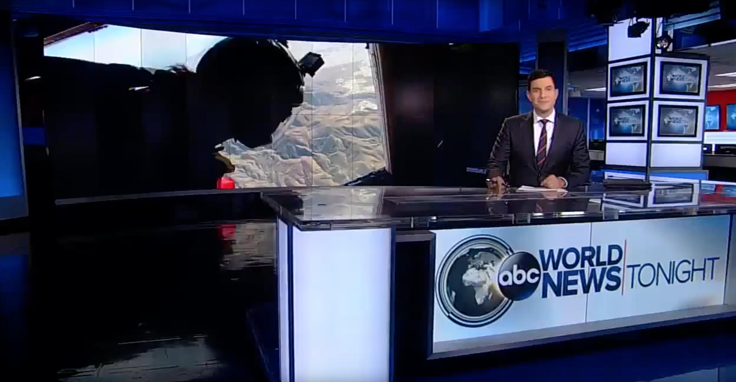 ABC World News with Tom Llamas