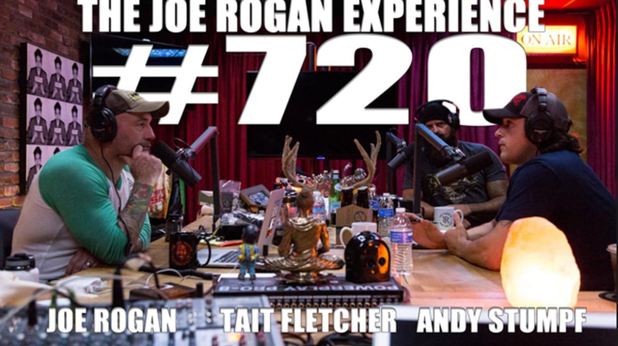 The Joe Rogan Experience - #720