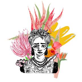MOTIFpour-Dos-frida+fleurs-logomoyen-noi