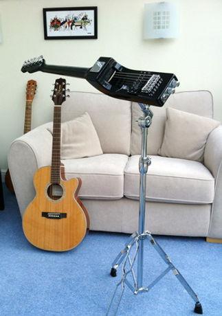 tommy shaper guitar inventor