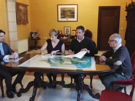 Asufin y Montelirio juntos en Rota para prestar asesoramiento a los vecinos afectados por las cláusu